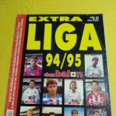 Coleccionismo deportivo: EXTRA LIGA DON BALON 94/95. Lote 194155490