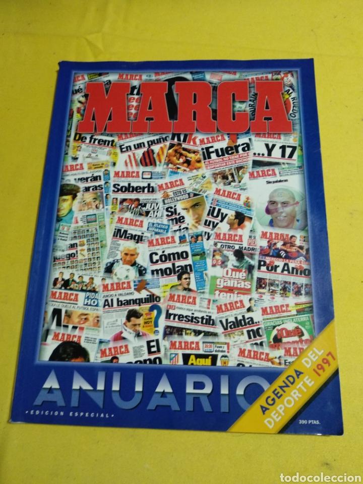 MARCA ANUARIO ESPECIAL 1997 (Coleccionismo Deportivo - Revistas y Periódicos - Marca)
