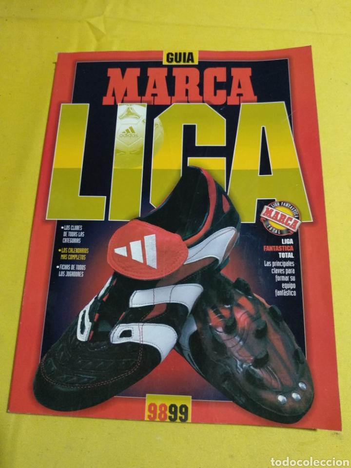 GUIA MARCA 98/99 (Coleccionismo Deportivo - Revistas y Periódicos - Marca)