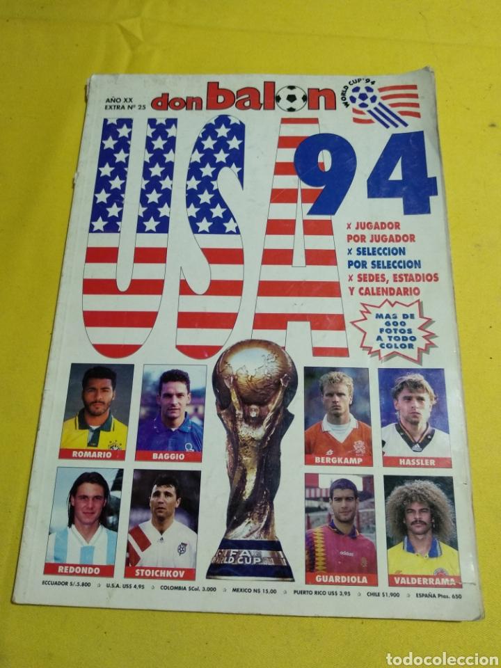 DON BALÓN USA 94 (Coleccionismo Deportivo - Revistas y Periódicos - Don Balón)
