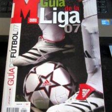 Coleccionismo deportivo: GUIA MARCA LIGA FUTBOL 2006 2007 434 PAGINAS. Lote 194227631