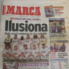 Coleccionismo deportivo: 1999 MAECA 29 JULIO. R.MADRID. Lote 194696765