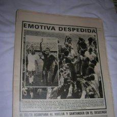 Coleccionismo deportivo: DIARIO MUNDO DEPORTIVO N, 17313 DE JUNIO DE 1979. Lote 194712152