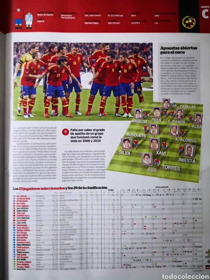 Coleccionismo deportivo: GUÍA MARCA EUROCOPA 2012 POLONIA-UCRANIA - Foto 2 - 194732176