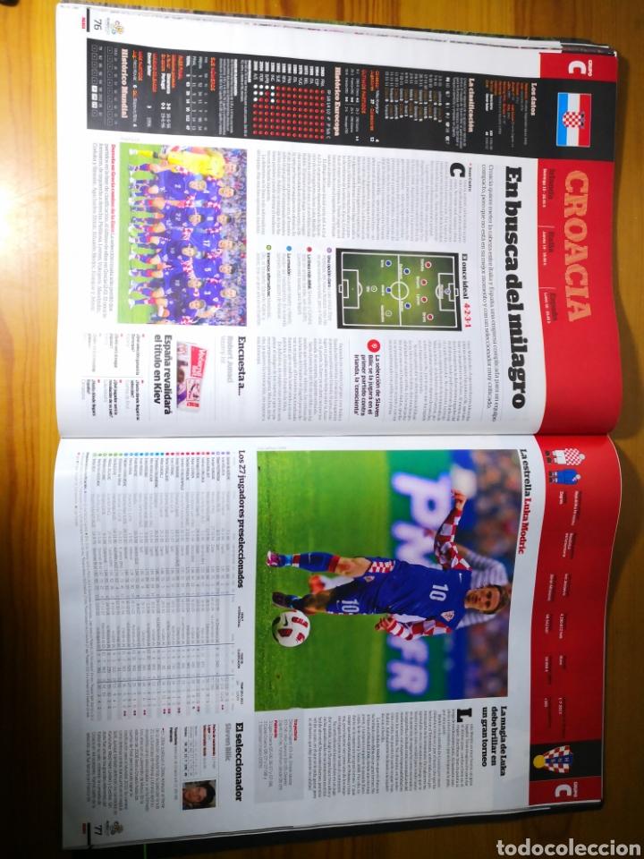 Coleccionismo deportivo: GUÍA MARCA EUROCOPA 2012 POLONIA-UCRANIA - Foto 3 - 194732176