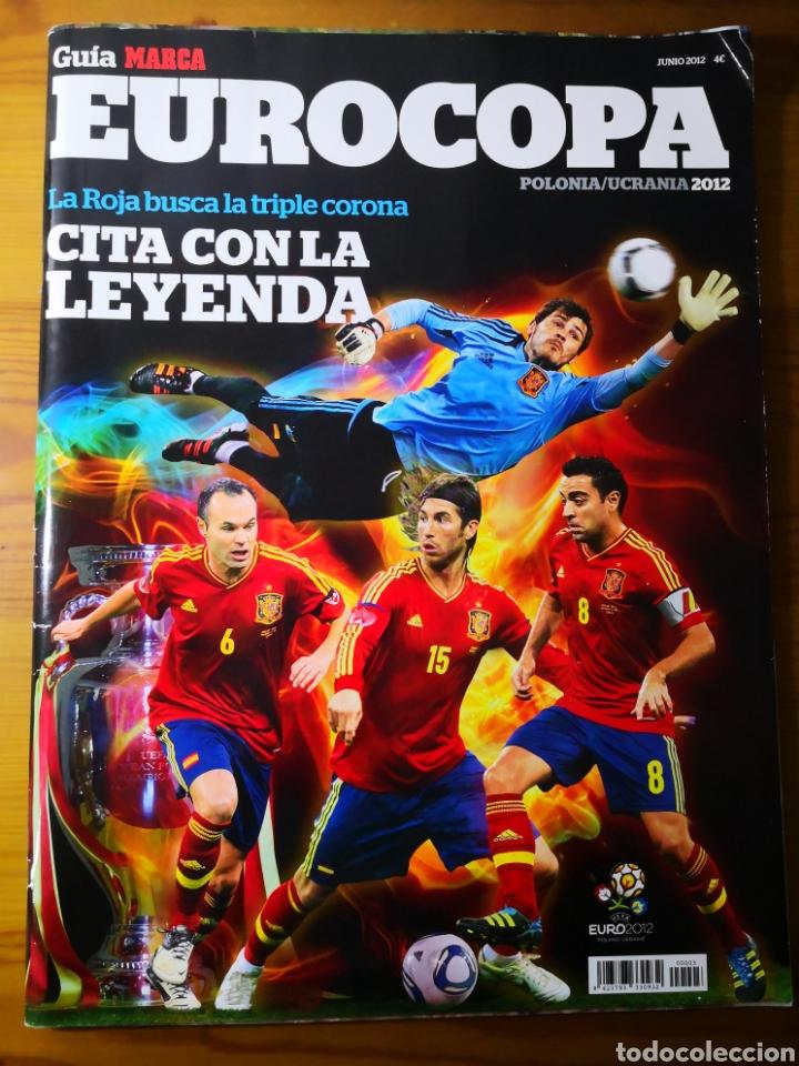 GUÍA MARCA EUROCOPA 2012 POLONIA-UCRANIA (Coleccionismo Deportivo - Revistas y Periódicos - Marca)