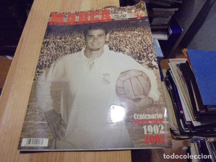 CENTENARIO DEL REAL MADRID (Coleccionismo Deportivo - Revistas y Periódicos - Marca)