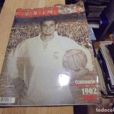 Coleccionismo deportivo: CENTENARIO DEL REAL MADRID. Lote 194758350