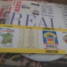 Coleccionismo deportivo: CARTILLA JUEGO CICLISMO TOUR DE FRANCIA AÑO 1995 TOUR FANTÁSTICO MARCA DIARIO MARCA VER FOTOS. Lote 194887781