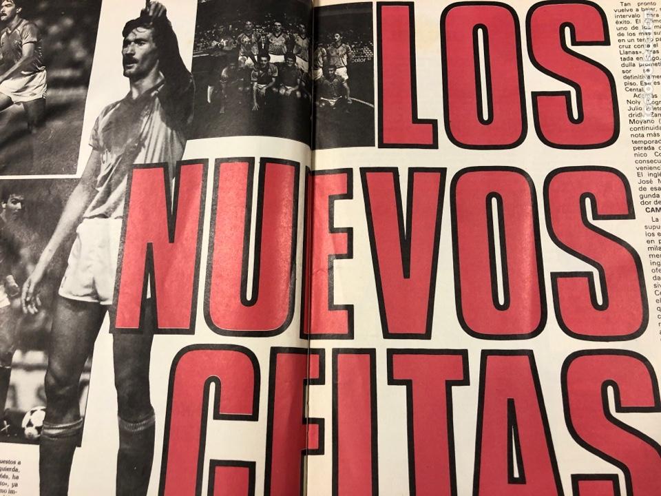 Coleccionismo deportivo: DON BALÓN N° 622 (1987). REAL MADRID - NÁPOLES (MARADONA), REAL SOCIEDAD- SLASK WROCLAW, CELTA - Foto 3 - 194926787
