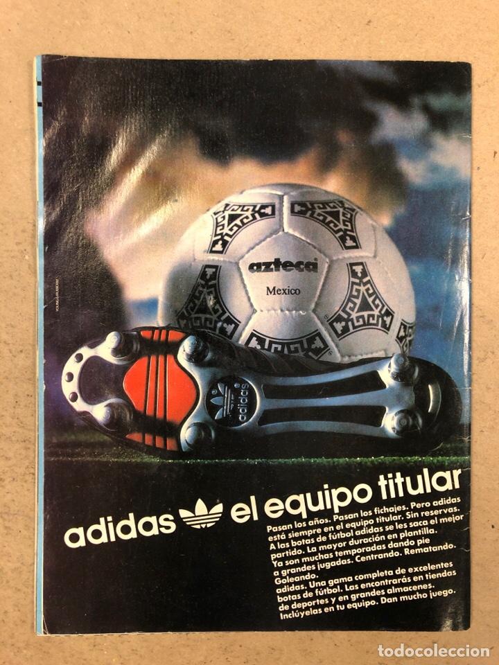 Coleccionismo deportivo: DON BALÓN N° 622 (1987). REAL MADRID - NÁPOLES (MARADONA), REAL SOCIEDAD- SLASK WROCLAW, CELTA - Foto 6 - 194926787