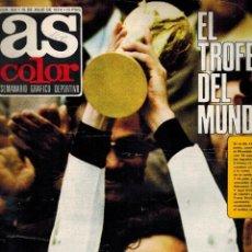 Coleccionismo deportivo: EL TROFEO DEL MUNDIAL. Lote 194928451