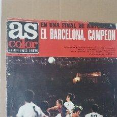 Coleccionismo deportivo: AS COLOR Nº 4 - ( 6 / 07 / 1971 ). Lote 194972987