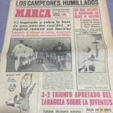 Coleccionismo deportivo: 30-1-1964 ZARAGOZA JUVENTUS REAL MADRID MILAN. Lote 194990155