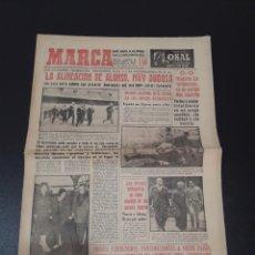 Coleccionismo deportivo: 13/02/1959. BARCELONA REAL MADRID CASTELLON ZARAGOZA.. Lote 195080098
