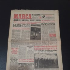 Coleccionismo deportivo: 12/02/1959. LUIS SUAREZ BARCELONA REAL MADRID JUST FONTAINE PASIEGUITO.. Lote 195080518