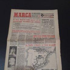 Coleccionismo deportivo: 11/02/1959. VUELTA CICLISTA A ESPAÑA R.MADRID CELTA BARCELONA ITALIA ESPAÑA.. Lote 195080746