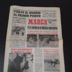 Coleccionismo deportivo: 22/02/1965. JORNADA LIGA ELCHE VALENCIA REAL MADRID BENFICA COPA EUROPA.. Lote 195184037