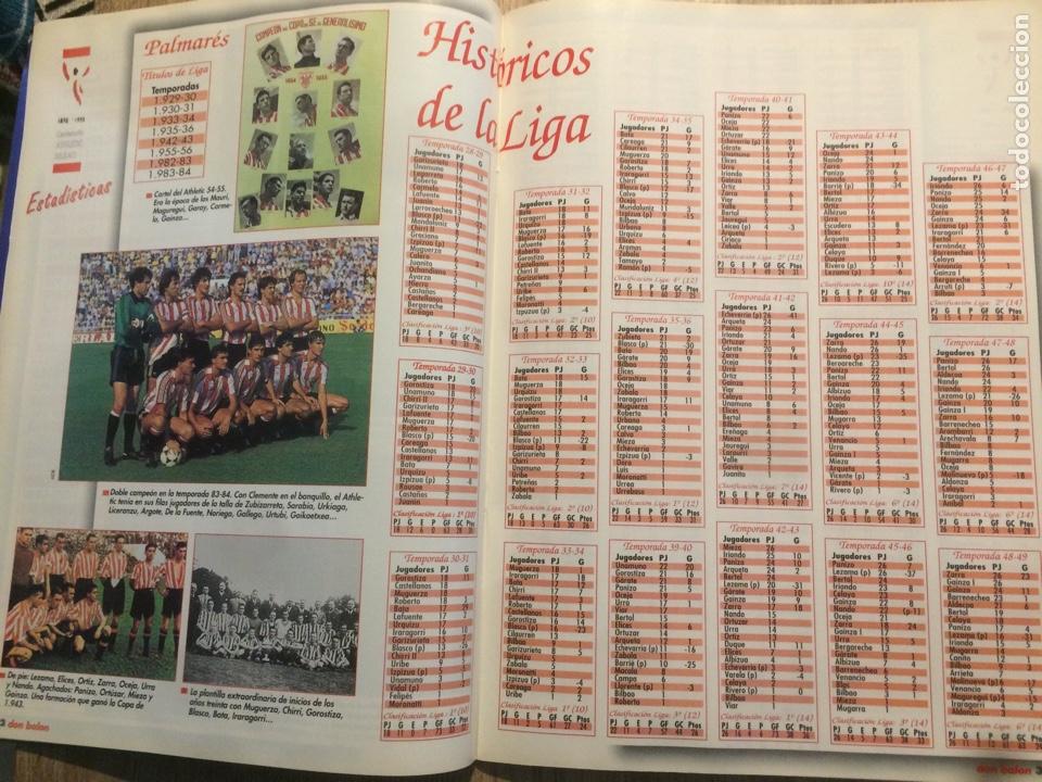 Coleccionismo deportivo: DON BALÓN, Centenario Athletic (1898 - 1998) - Foto 3 - 195185192