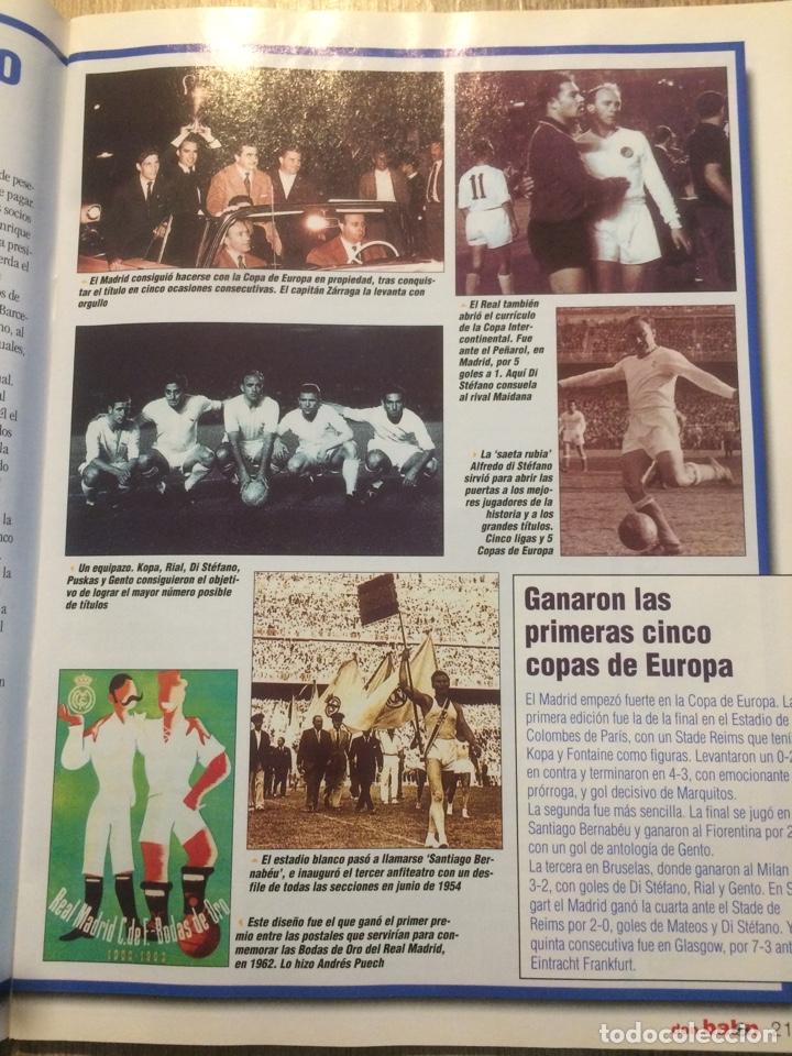 Coleccionismo deportivo: DON BALÓN, CENTENARIO REAL MADRID - Foto 2 - 195186860