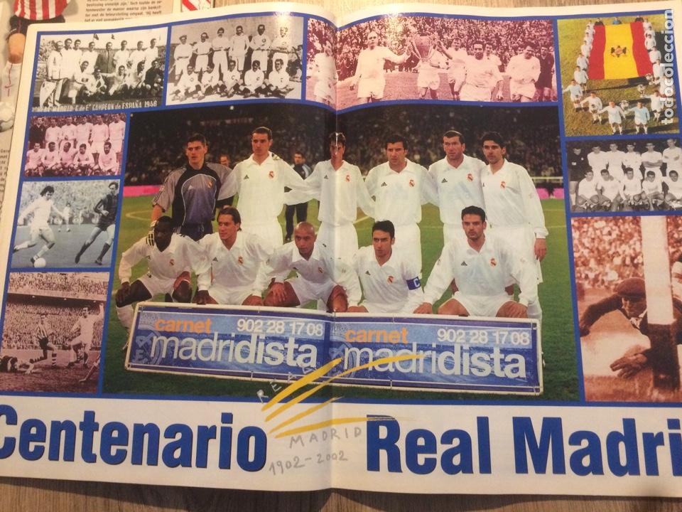 Coleccionismo deportivo: DON BALÓN, CENTENARIO REAL MADRID - Foto 3 - 195186860