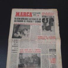 Coleccionismo deportivo: 30/12/1964. LAUSANA SLAVIA SOFIA RECOPA AT MADRID COLLAR.. Lote 195255607