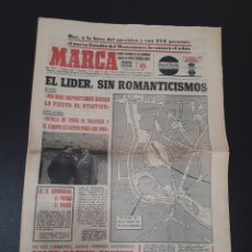 Coleccionismo deportivo: 02/10/1966. INAUGURACION DEL MANZANARES ATLETICO MADRID VALENCIA ESPECIAL GENTO.. Lote 195255860