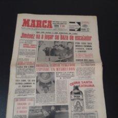 Coleccionismo deportivo: 09/07/1967. ORANTES GANADOR WIMBLEDON CICLISMO JIMENEZ BOXEO UZCUDUN.. Lote 195259860