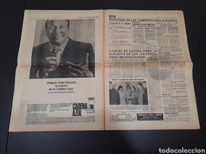 Coleccionismo deportivo: 28/09/1967. HOMENAJE A ZAMORA ESPAÑA SEL INTERNACIONAL HIBERNIANS MANCHESTER COPA EUROPA. - Foto 4 - 195260446
