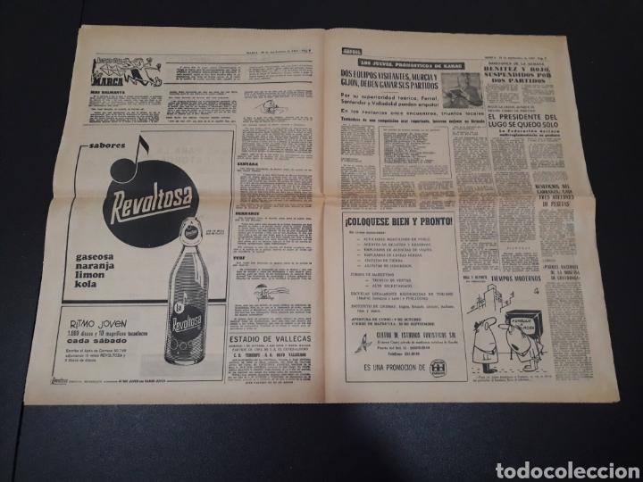 Coleccionismo deportivo: 28/09/1967. HOMENAJE A ZAMORA ESPAÑA SEL INTERNACIONAL HIBERNIANS MANCHESTER COPA EUROPA. - Foto 5 - 195260446