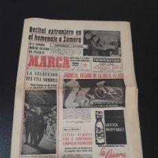 Coleccionismo deportivo: 28/09/1967. HOMENAJE A ZAMORA ESPAÑA SEL INTERNACIONAL HIBERNIANS MANCHESTER COPA EUROPA.. Lote 195260446
