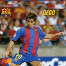 Coleccionismo deportivo: DECO - F. C. BARCELONA. Lote 195299981