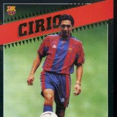 Coleccionismo deportivo: CIRIC - F. C. BARCELONA . Lote 195304050