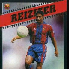 Coleccionismo deportivo: RIEIZIGER - F. C. BARCELONA . Lote 195304107