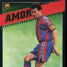 Coleccionismo deportivo: AMOR - F. C. BARCELONA . Lote 195304573