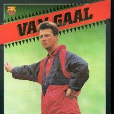 Coleccionismo deportivo: VAN GAAL - F. C. BARCELONA . Lote 195304657