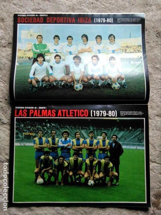 AS COLOR 445 PÓSTER SOCIEDAD DEPORTIVA IBIZA , LAS PALMAS ATLÉTICO (Coleccionismo Deportivo - Revistas y Periódicos - As)