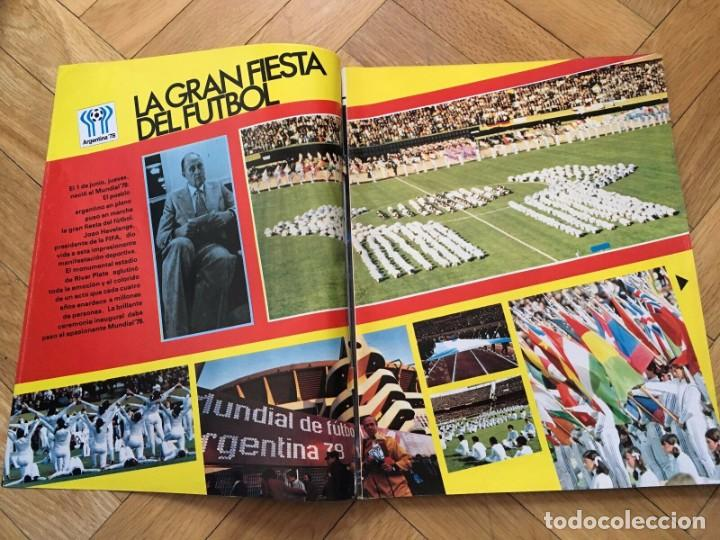 Coleccionismo deportivo: LOTE 4 REVISTAS DON BALON EXTRA ESPECIAL MUNDIAL ARGENTINA 1978 FINAL - Foto 3 - 195342673