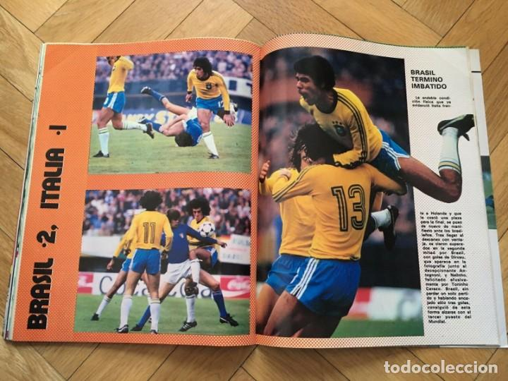 Coleccionismo deportivo: LOTE 4 REVISTAS DON BALON EXTRA ESPECIAL MUNDIAL ARGENTINA 1978 FINAL - Foto 4 - 195342673