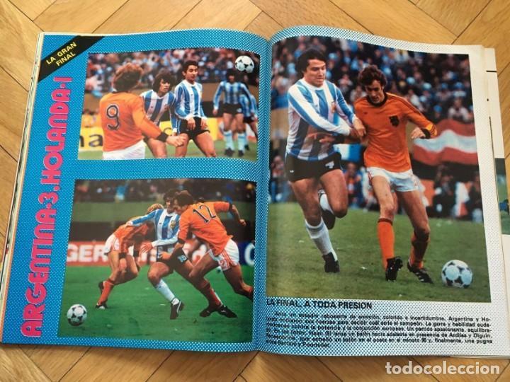 Coleccionismo deportivo: LOTE 4 REVISTAS DON BALON EXTRA ESPECIAL MUNDIAL ARGENTINA 1978 FINAL - Foto 5 - 195342673