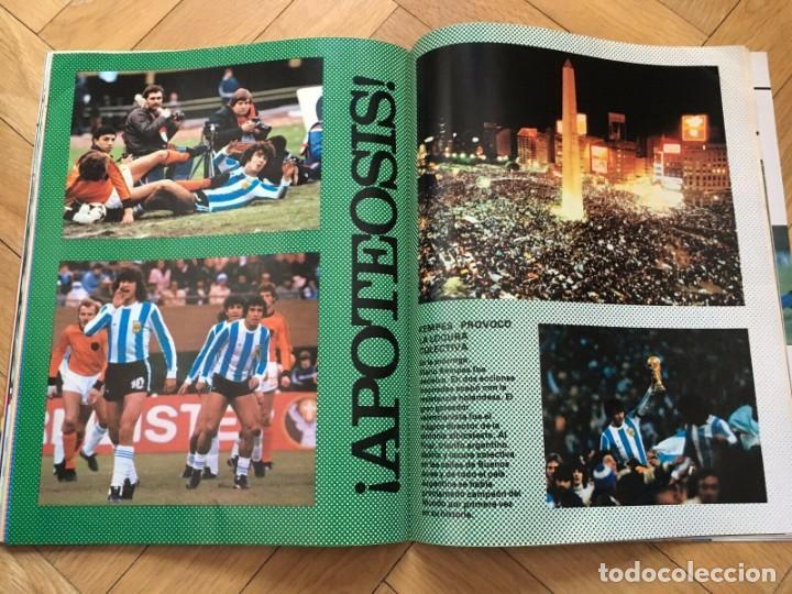 Coleccionismo deportivo: LOTE 4 REVISTAS DON BALON EXTRA ESPECIAL MUNDIAL ARGENTINA 1978 FINAL - Foto 6 - 195342673