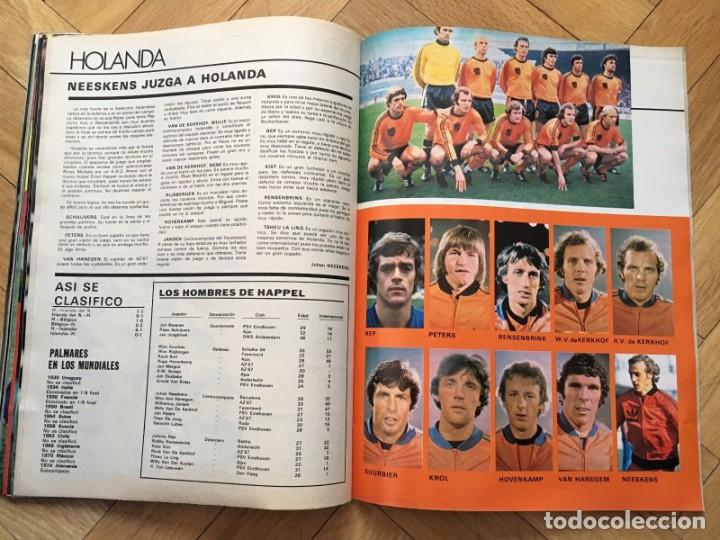 Coleccionismo deportivo: LOTE 4 REVISTAS DON BALON EXTRA ESPECIAL MUNDIAL ARGENTINA 1978 FINAL - Foto 8 - 195342673