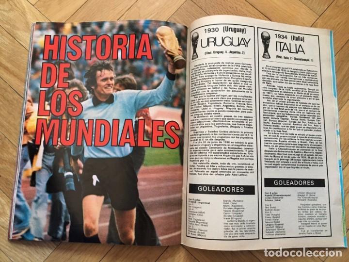 Coleccionismo deportivo: LOTE 4 REVISTAS DON BALON EXTRA ESPECIAL MUNDIAL ARGENTINA 1978 FINAL - Foto 10 - 195342673