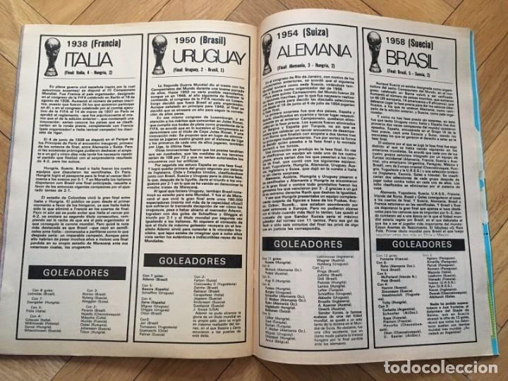 Coleccionismo deportivo: LOTE 4 REVISTAS DON BALON EXTRA ESPECIAL MUNDIAL ARGENTINA 1978 FINAL - Foto 11 - 195342673