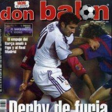 Coleccionismo deportivo: DON BALON - DERBY DE FURIA. Lote 195354026