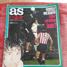Coleccionismo deportivo: REVISTA AS COLOR N.387 AÑO 1978. Lote 195368680