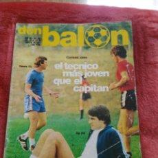 Coleccionismo deportivo: REVOSTA DON BALON N.307 AÑO 1981. Lote 195370240
