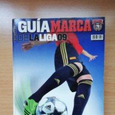 Coleccionismo deportivo: GUÍA MARCA DE LA LIGA 2009. Lote 195413122
