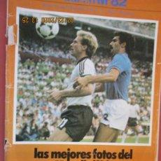 Coleccionismo deportivo: DON BALON M'82 / REVISTA MUNDIAL N`13 /1982 LAS MEJORES FOTOS DEL MUNDIAL 82 . Lote 195438297