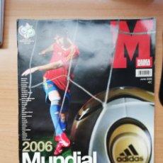 Coleccionismo deportivo: GUÍA MARCA DEL MUNDIAL DE ALEMANIA DE 2006. Lote 195475075